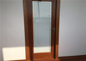 Aluminum Decorative Window Blinds ,  Internal Tempered Glass Window Blinds