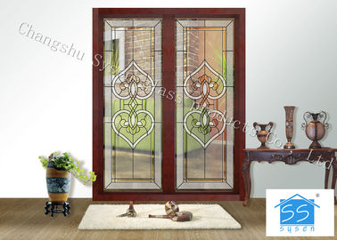 ประเทศจีน Fire Rated Door Glass Panels , Residential House Translucent Glass Panels ผู้ผลิต